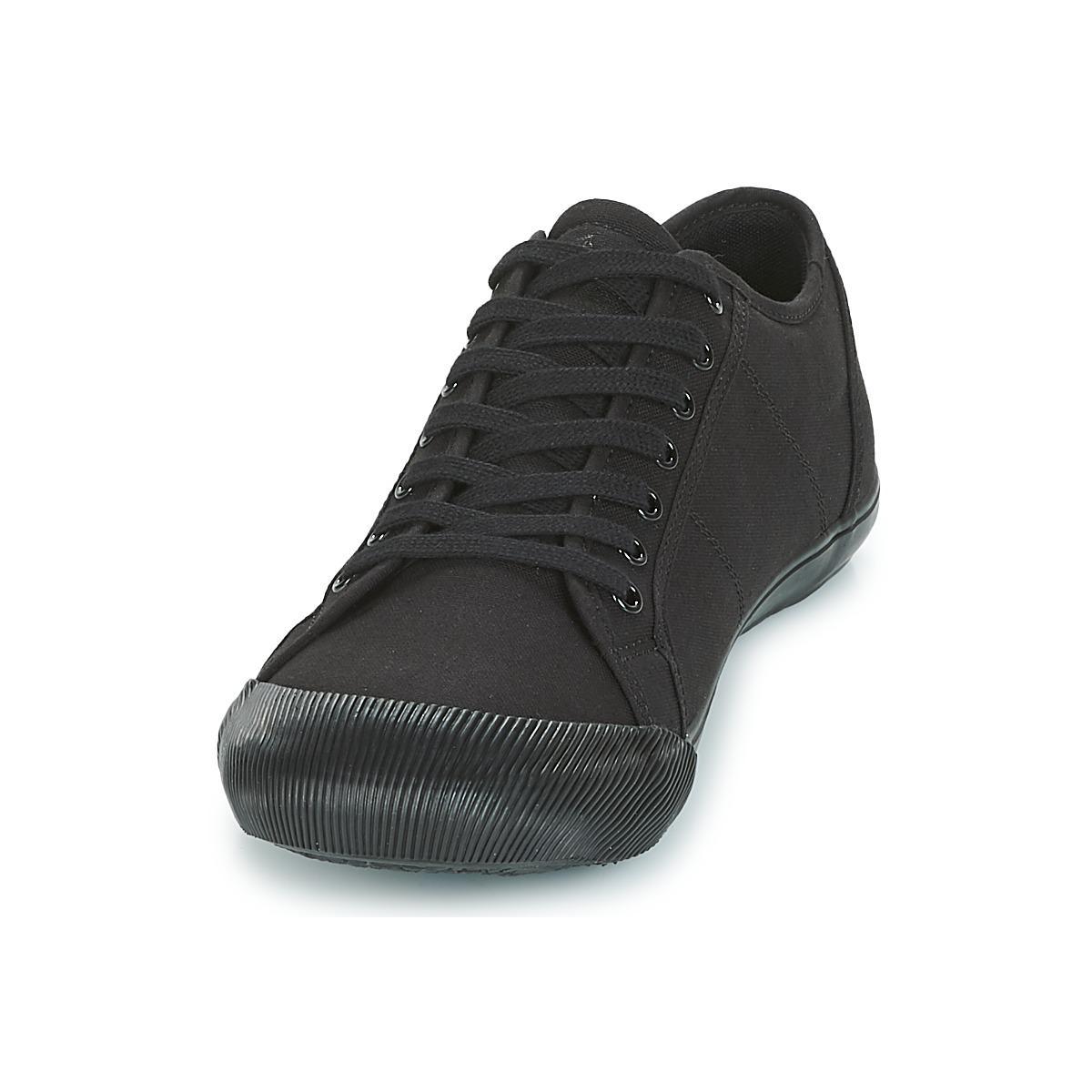 3168a882e4e6 Le Coq Sportif - Deauville-sport Women s Shoes (trainers) In Black - Lyst.  View fullscreen