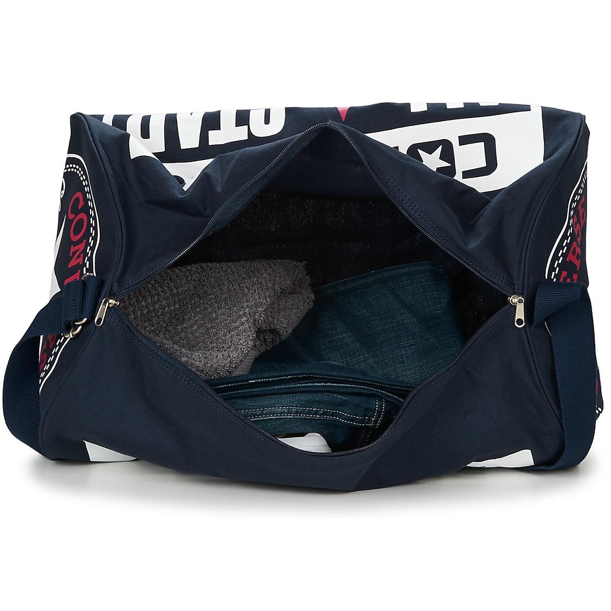 Converse Legacy Barrel Duffel Bag Women s Sports Bag In Blue in Blue ... 91f26e607d55f