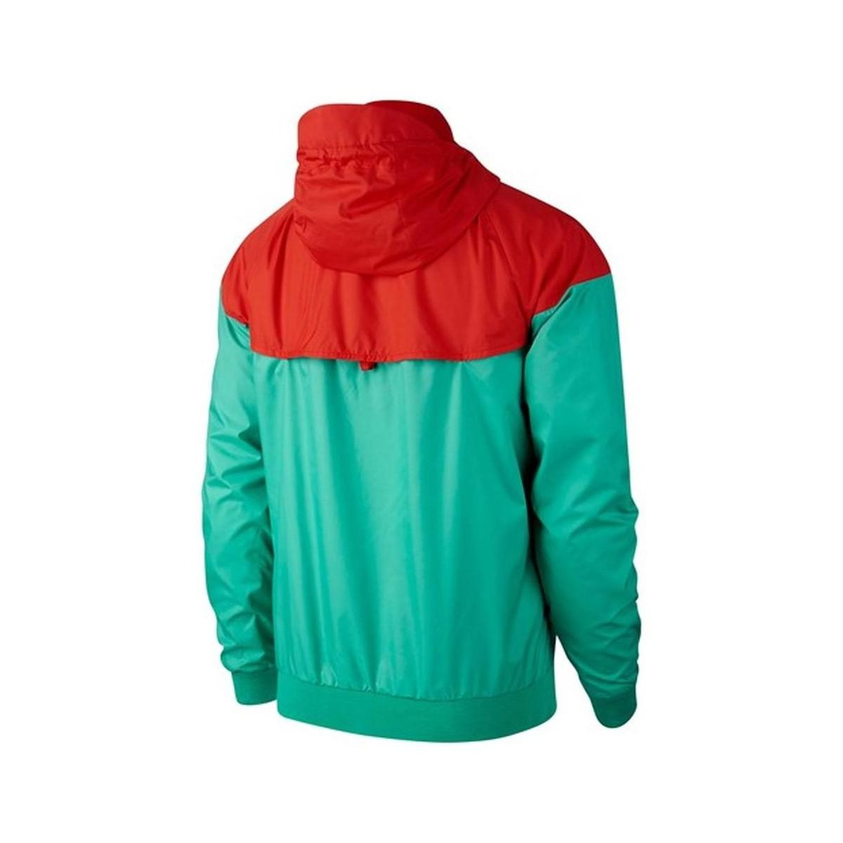 4d43f6f137e0 Nike 2018-2019 Portugal Authentic Woven Windrunner Jacket Men s In ...