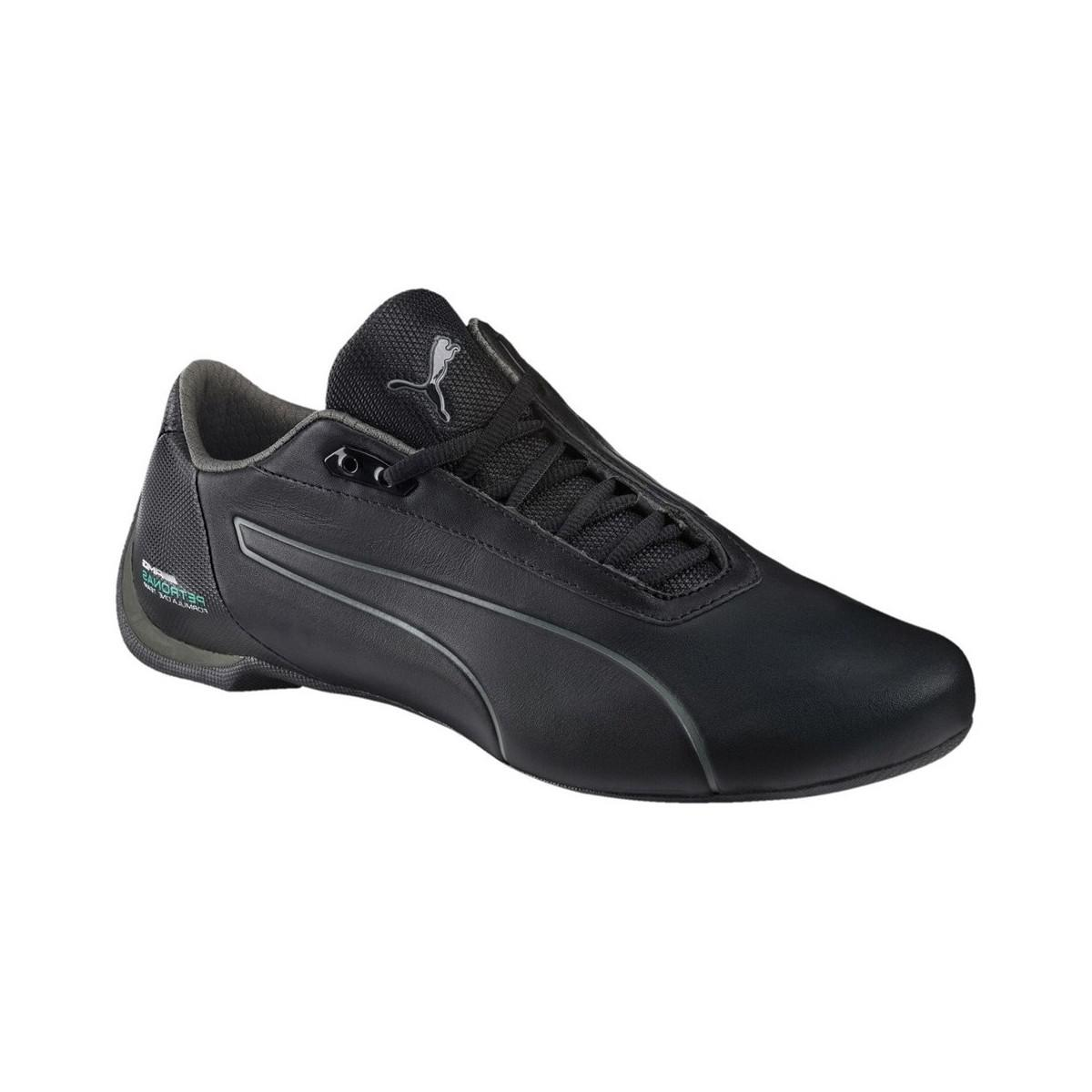 official photos f830b 62427 PUMA Mercedes Amg Petronas Future Cat Men s Shoes (trainers) In Blue ...