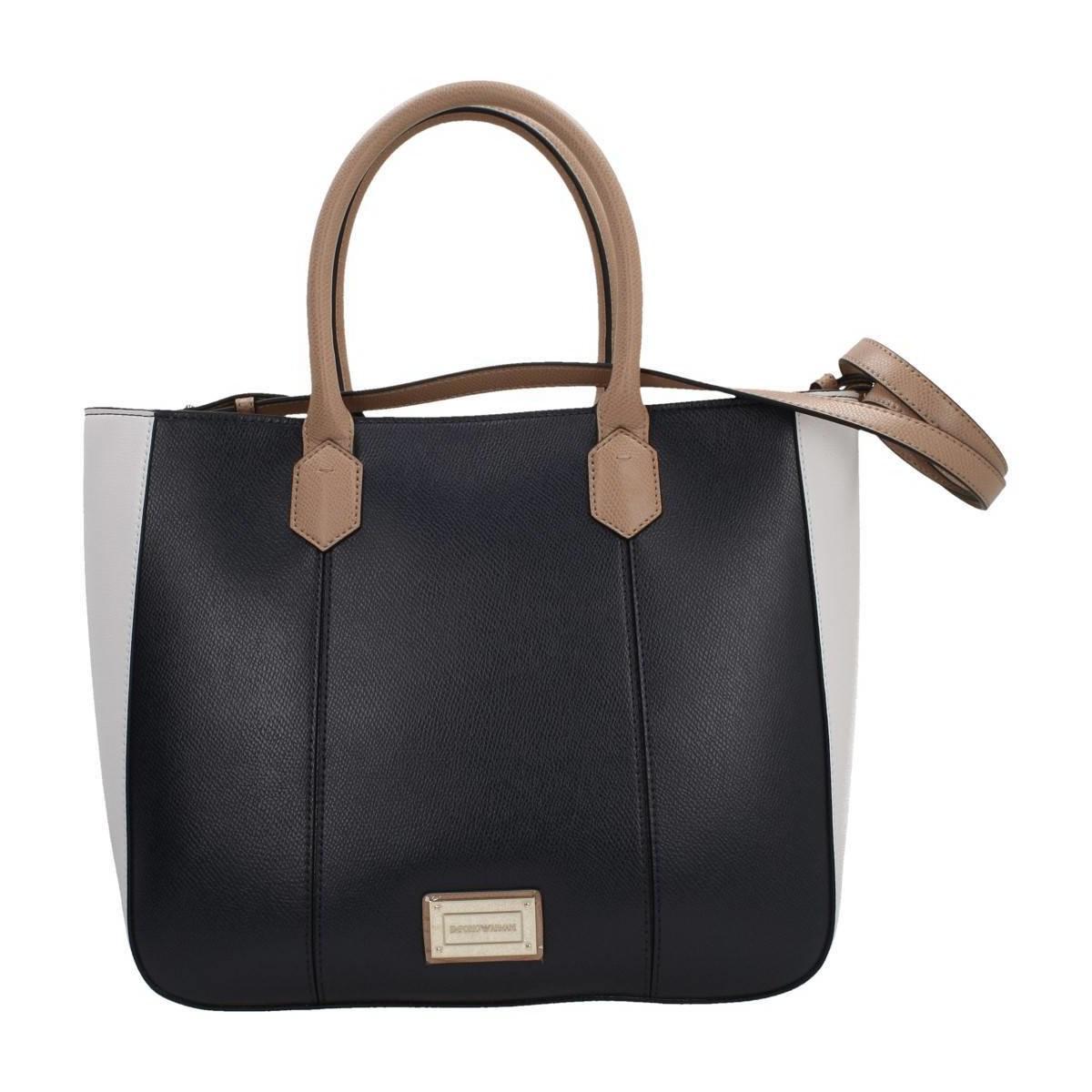 646fc85f12f Armani Tote Bag Women s Shopper Bag In Blue in Blue - Save 19% - Lyst