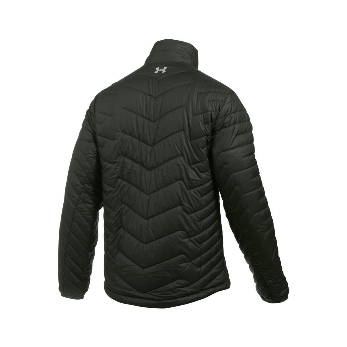 super populaire 1f1b3 97fb7 Under Armour - Green Mountain coldgear jacket hommes Doudounes en vert for  Men - Lyst