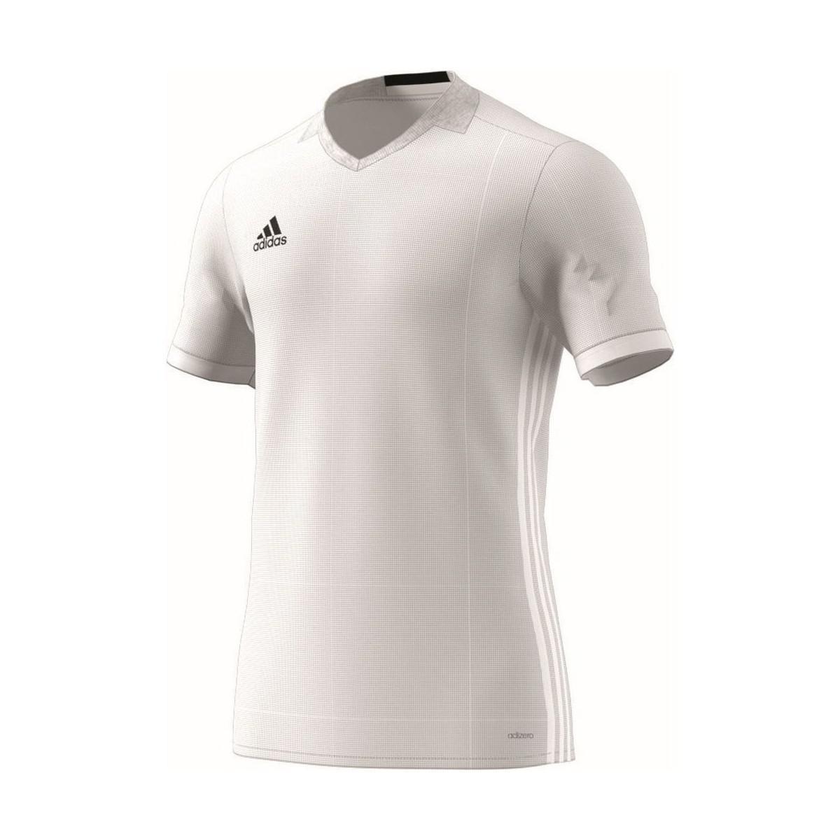 df33e44ac Adidas Condivo 16 Trikot Weiï Men s T Shirt In Multicolour for Men ...