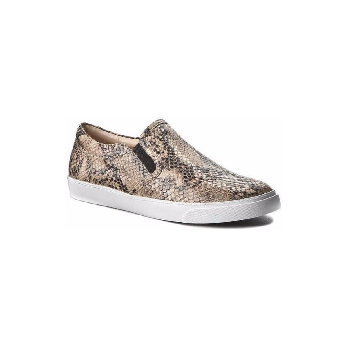 ed63831b Clarks Glove Puppet Women's Shoes (trainers) In Beige in Natural - Lyst