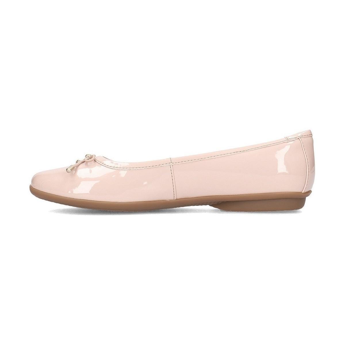 1373662ae0 Clarks Gracelin Blu Women's Shoes (pumps / Ballerinas) In Pink in ...