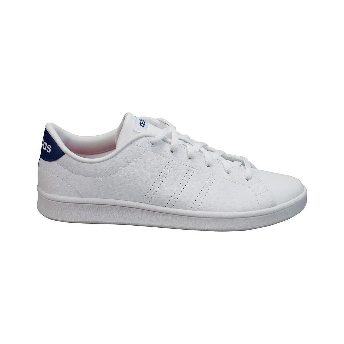 quality design e87fa 235e1 adidas Advantage Cl Qtw Womens Shoes (trainers) In White in
