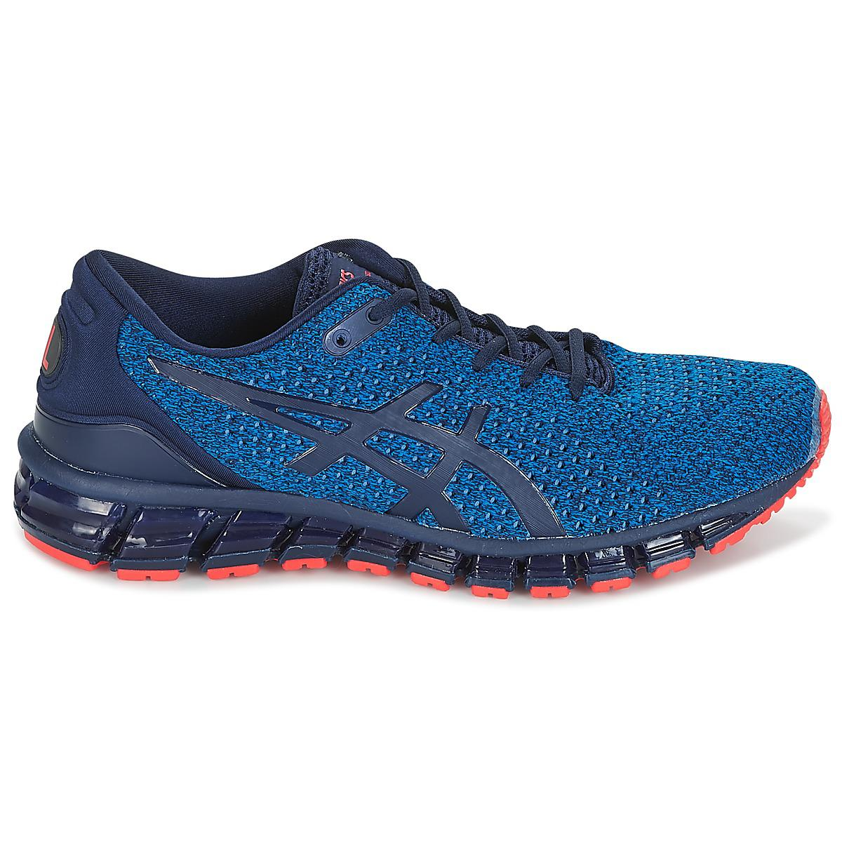 e82964e95af71 Asics - Gel-quantum 360 Knit 2 Men s Running Trainers In Blue for Men -.  View fullscreen