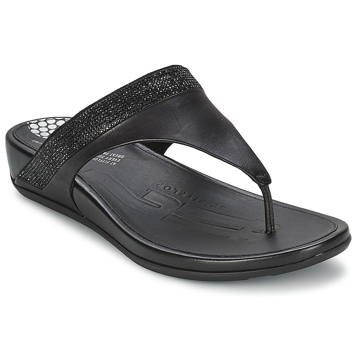 56e53e1aca72 Fitflop Ff2tm Bandatm Toe Post Women s Flip Flops   Sandals (shoes ...