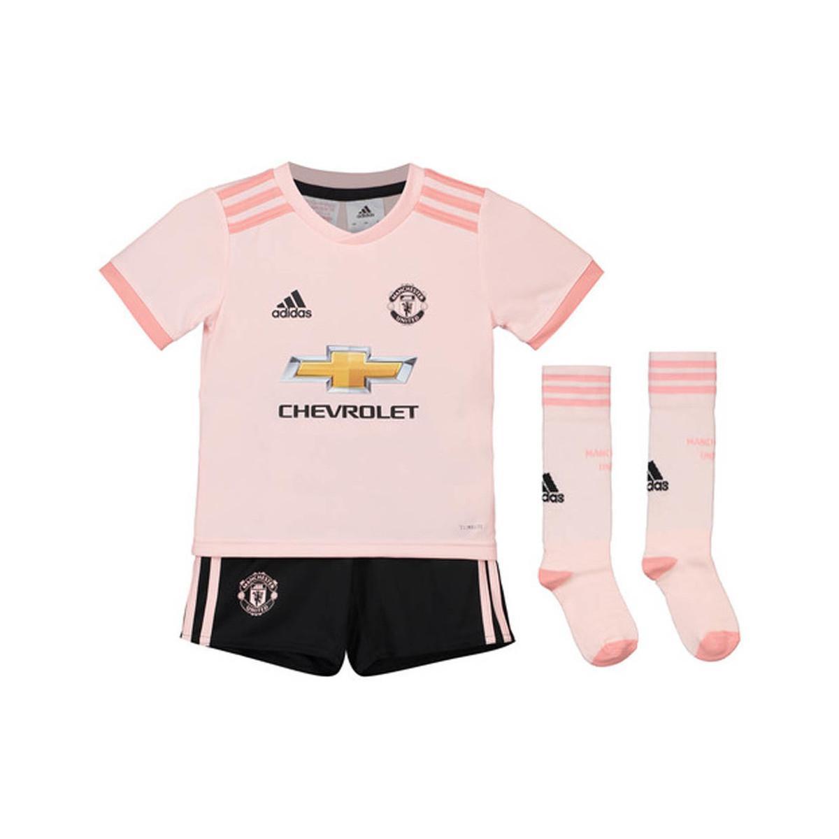 Manchester United Shirt 201819 Pink. 1819 Liverpool GoalKeeper Pink Soccer Jersey  Shirt 12018 2599 9bfde5864