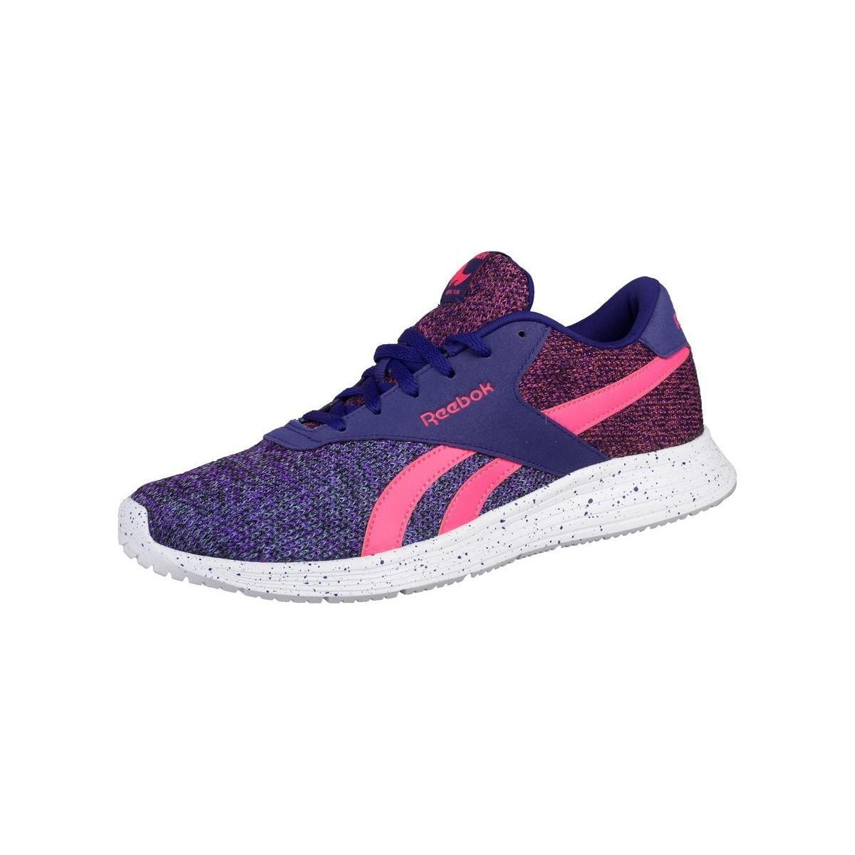 67b11861c708 Reebok Royal Ec Ride Fs Women s Shoes (trainers) In Pink in Pink - Lyst