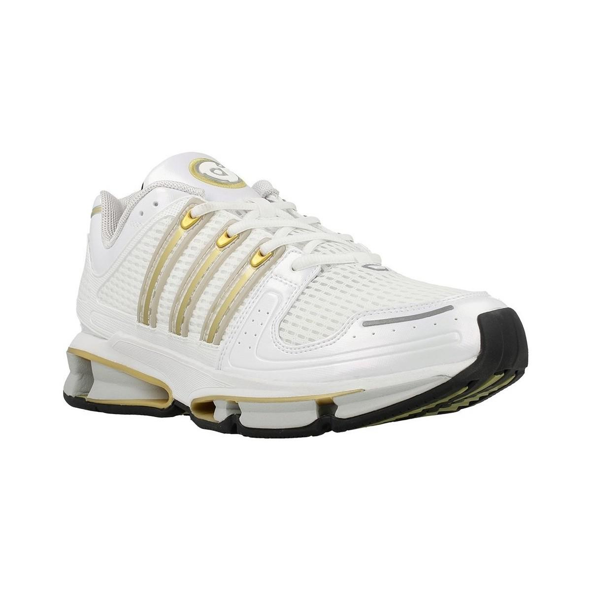 free shipping 49d2a 83346 Adidas A3 Twinstrike Mens Shoes (trainers) In Gold in Metall