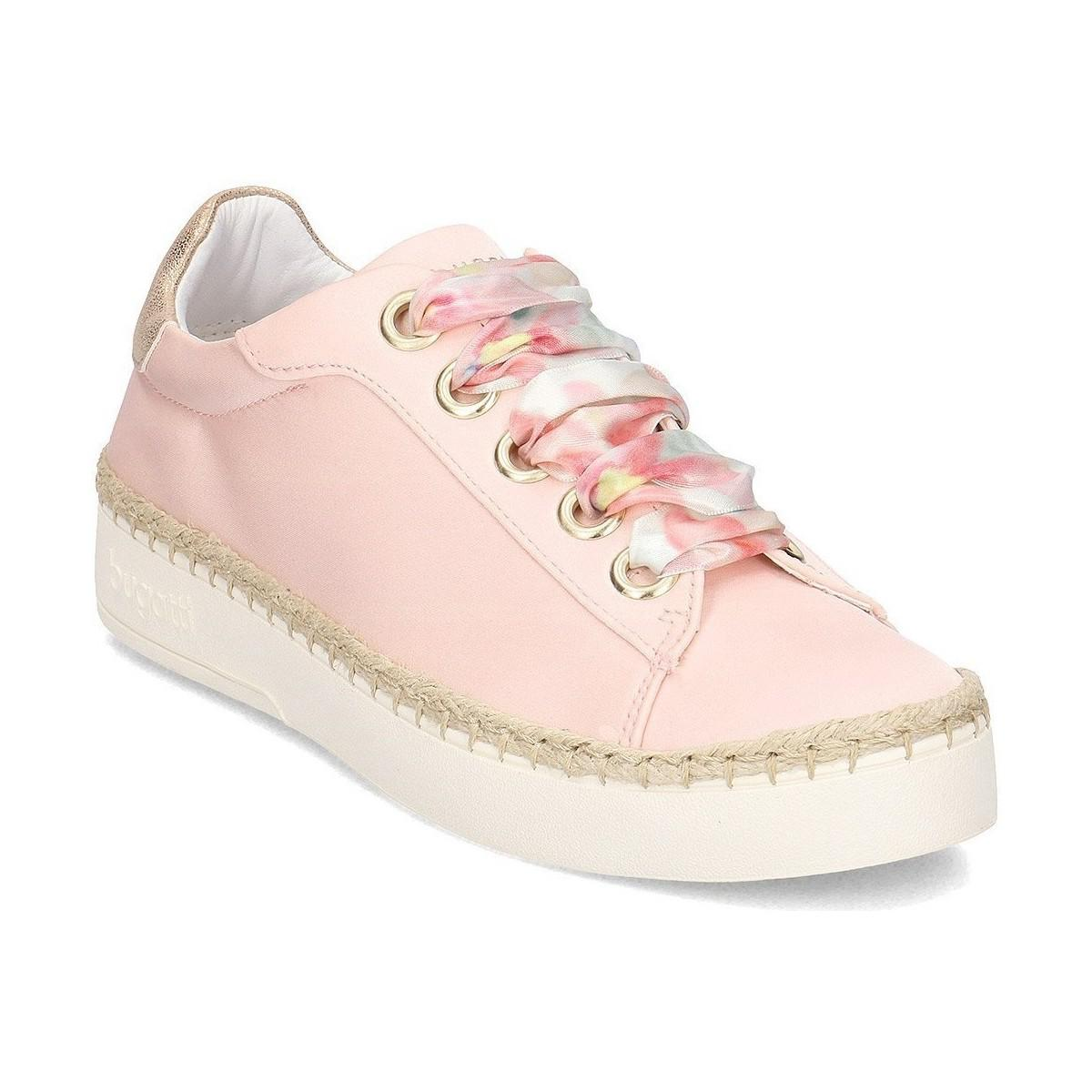 Bugatti 4214480369593481 Women s Shoes (trainers) In Pink in Pink - Lyst 0c53d0181e