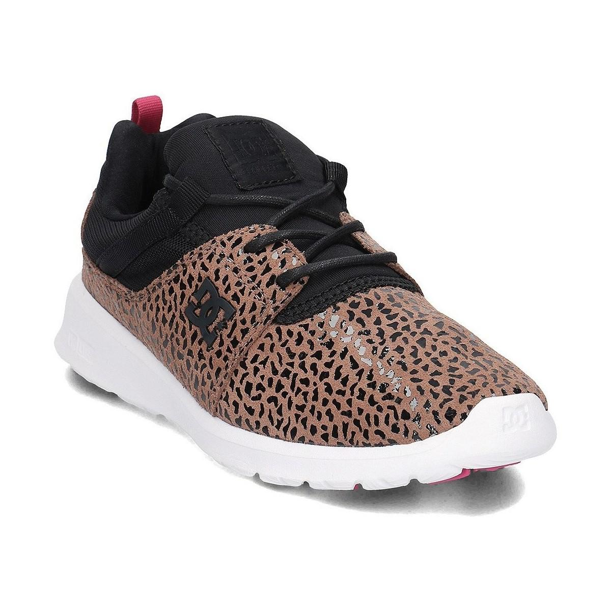 b2759e91e045ad Dc Shoes Heathrow Se Women s Shoes (trainers) In Brown in Brown - Lyst