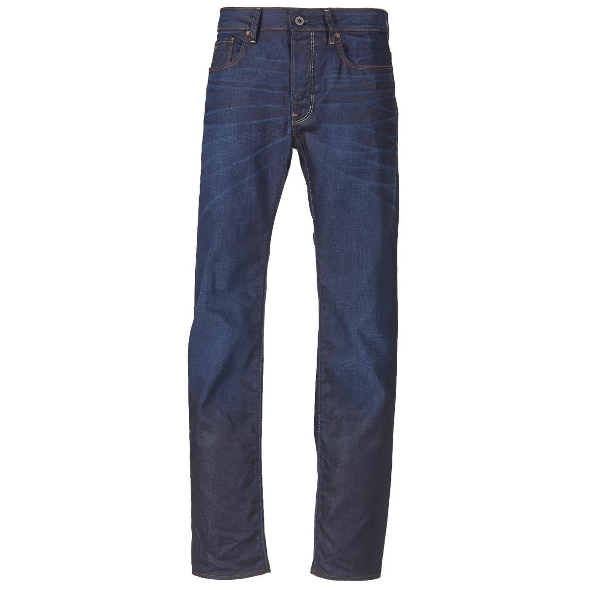 G-Star RAW. 3301 Straight Men\u0027s Jeans ...