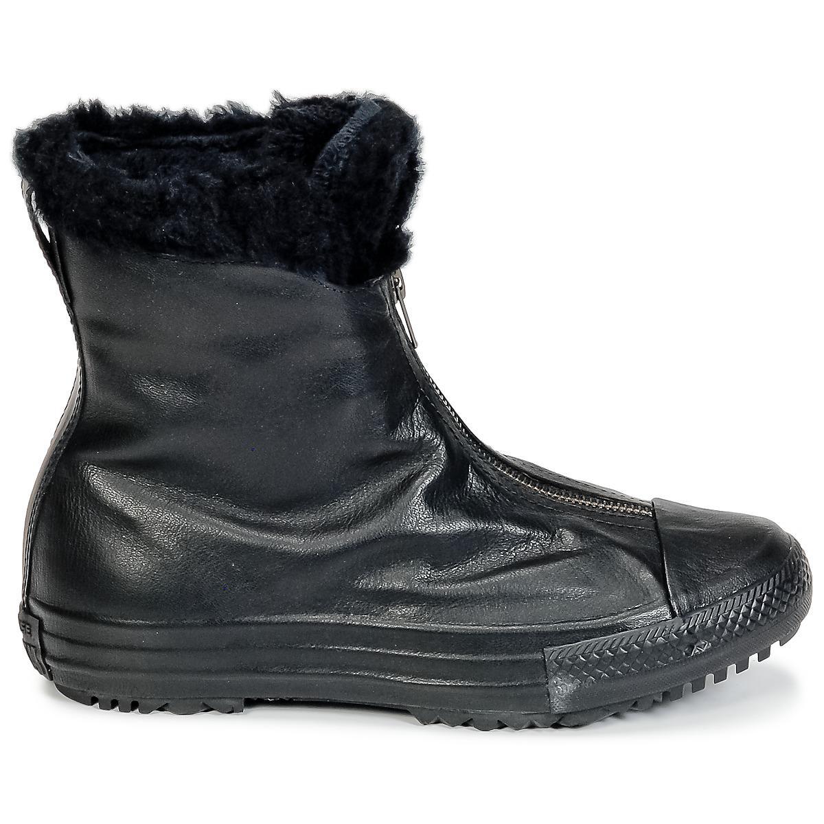 fd4de0893db799 Converse - Chuck Taylor All Star Hi Rise Boot Shroud Hi Women s Shoes (high-.  View fullscreen
