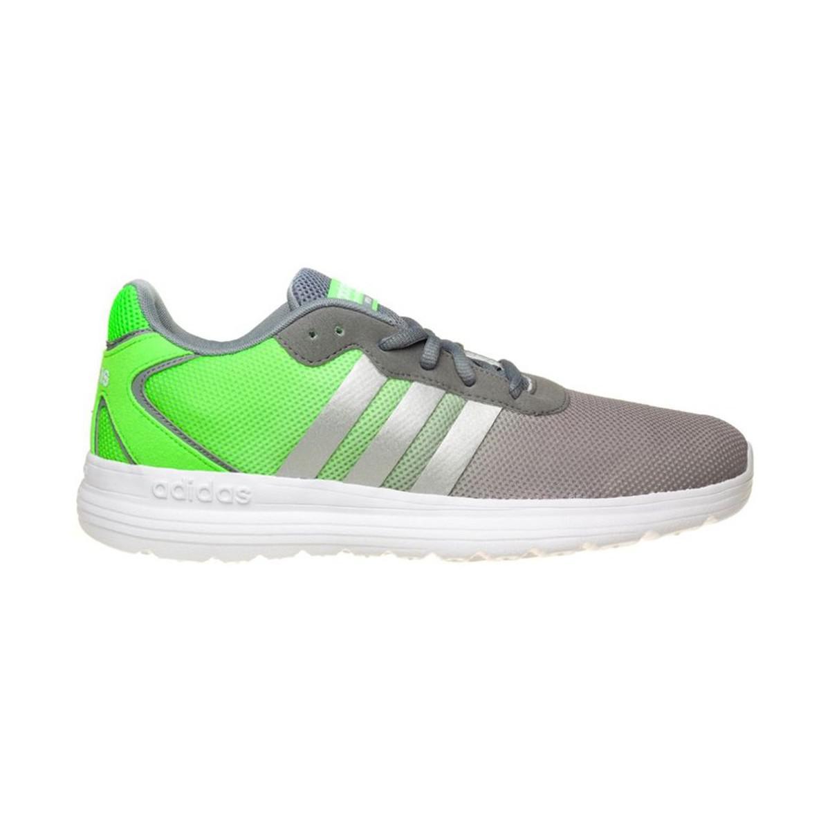 lyst adidas cloudfoam speed männer schuhe (ausbilder) in grün