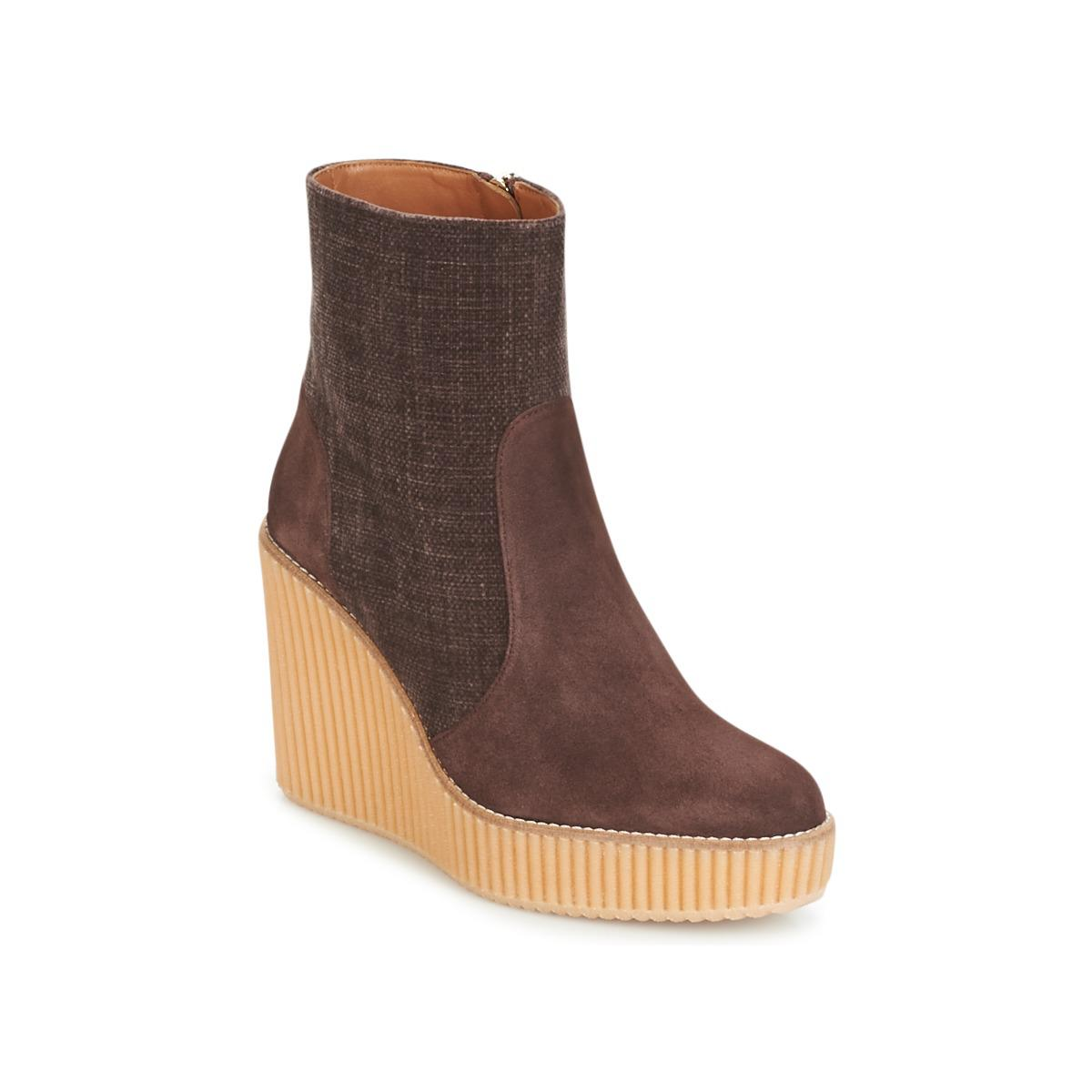 8f8761e64880 Castaner Quilmes Mid Boots in Brown - Lyst