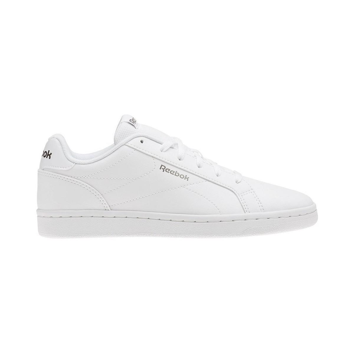 919999fa74efc Reebok Royal Complete Clean White Women s Shoes (trainers) In White ...