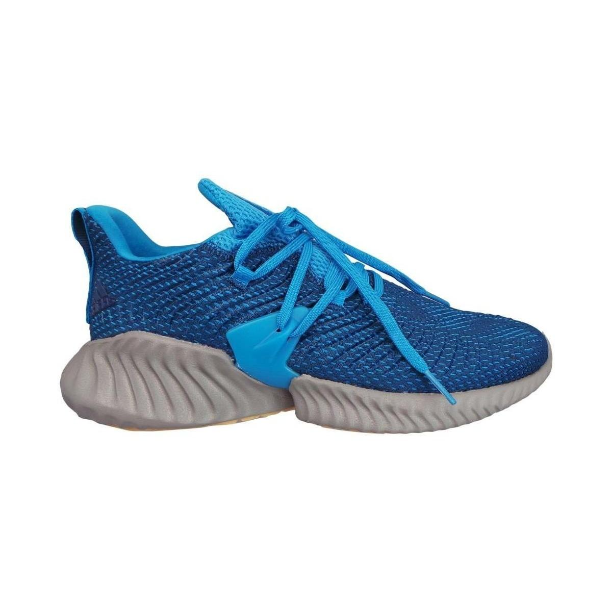 c754efb198e64 adidas Alphabounce Instinct M Men s Shoes (trainers) In Blue in Blue ...