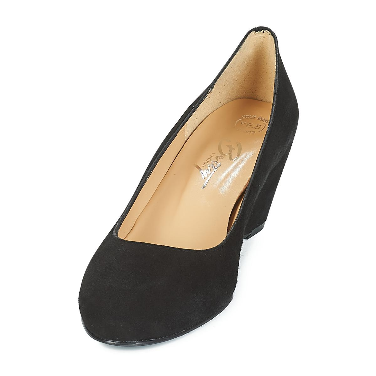 London Court In Jakita Shoes in Betty Lyst Black Black Women's P4tdxPqf