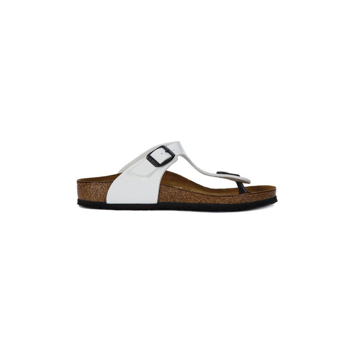 98529765b7f8 Gallery. Previously sold at  Spartoo · Men s Leather Flip Flops Men s  Birkenstock ...