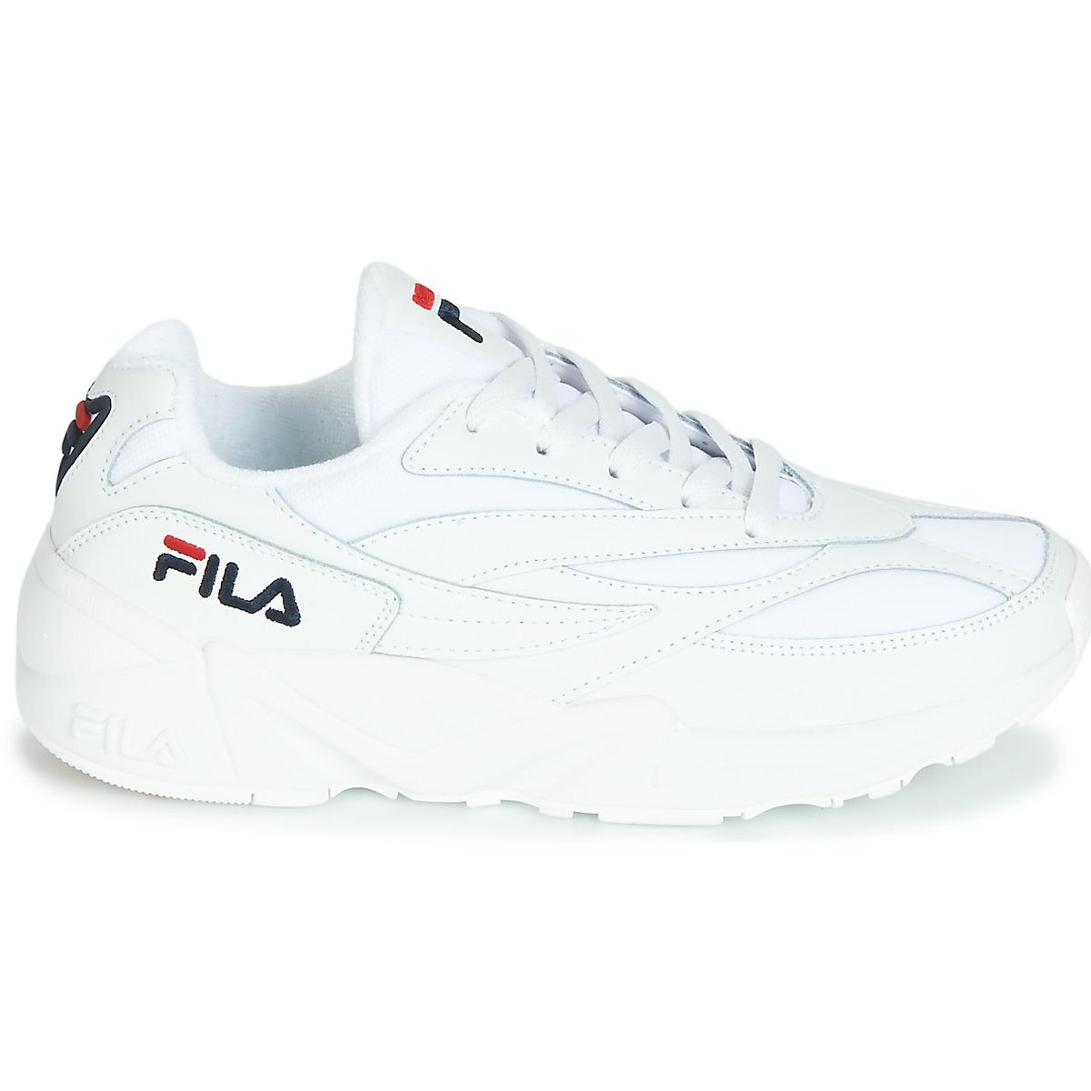 2864ee886e0 Fila Venom Low Wmn Shoes (trainers) in White - Save 26% - Lyst