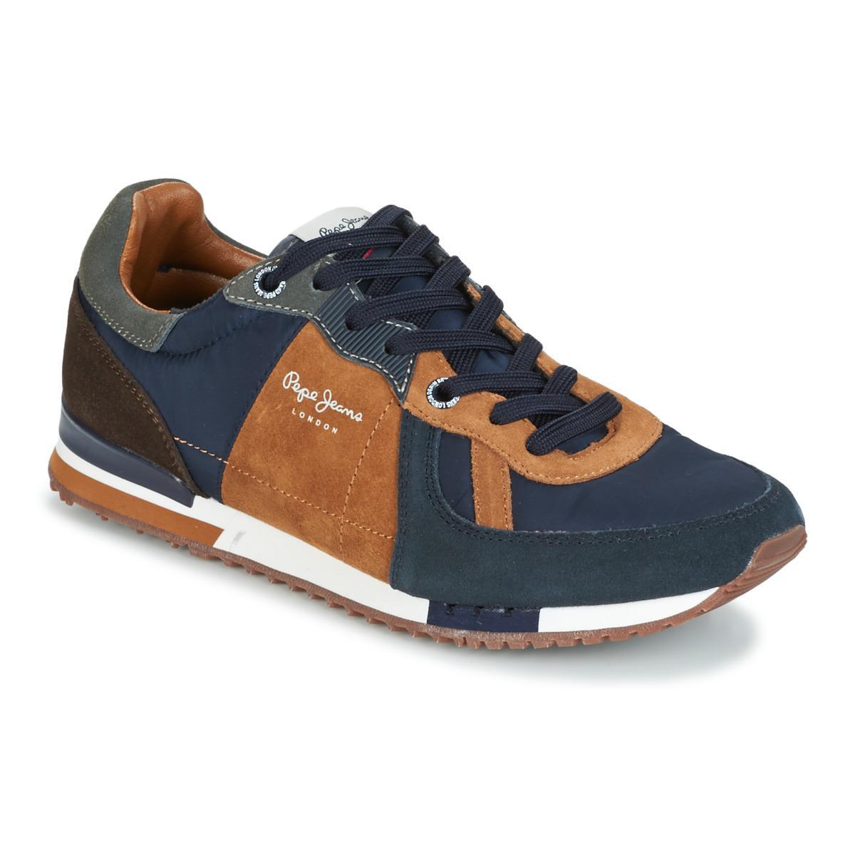 Hommes Jeans Homme En Pour West Chaussures Tinker Lyst Bleu Pepe Aq81wd