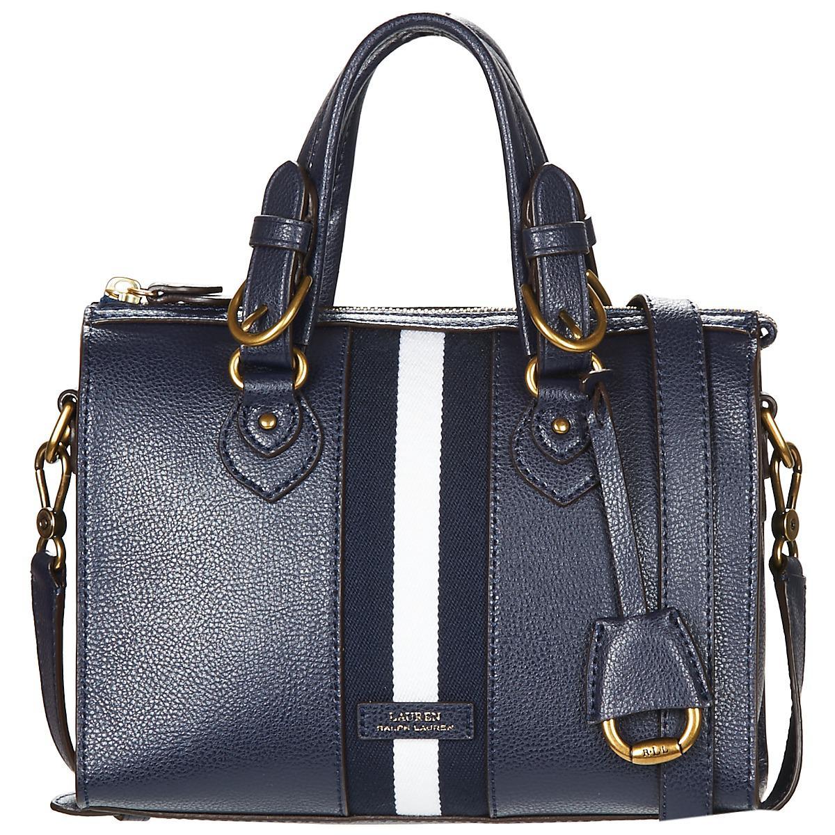 Lauren by Ralph Lauren Chesterfield Small Duffle Women s Handbags In ... ab6ac2d53e3