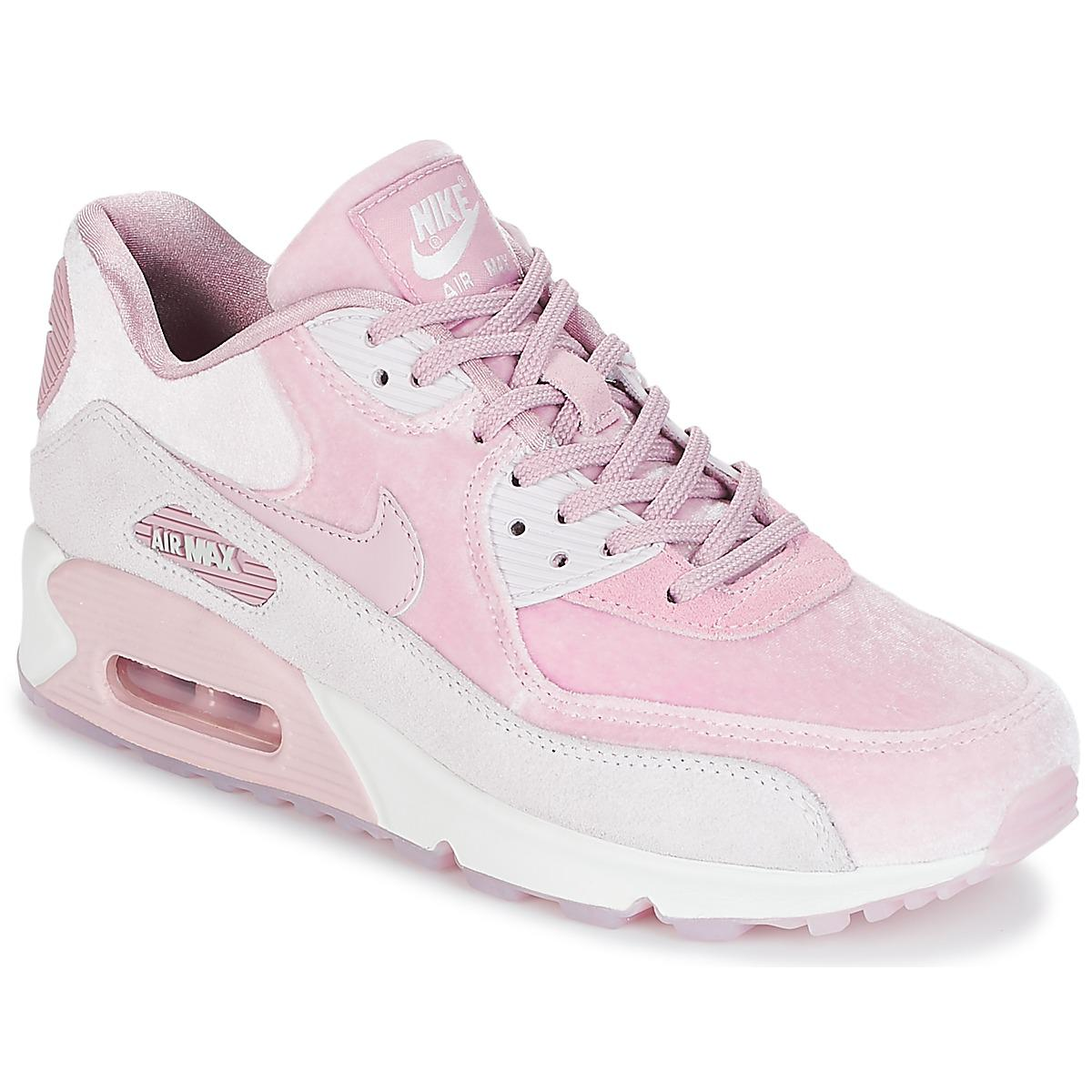 the best attitude fb817 aa619 Gallery. Previously sold at  Spartoo · Women s Nike Air Max 90 ...
