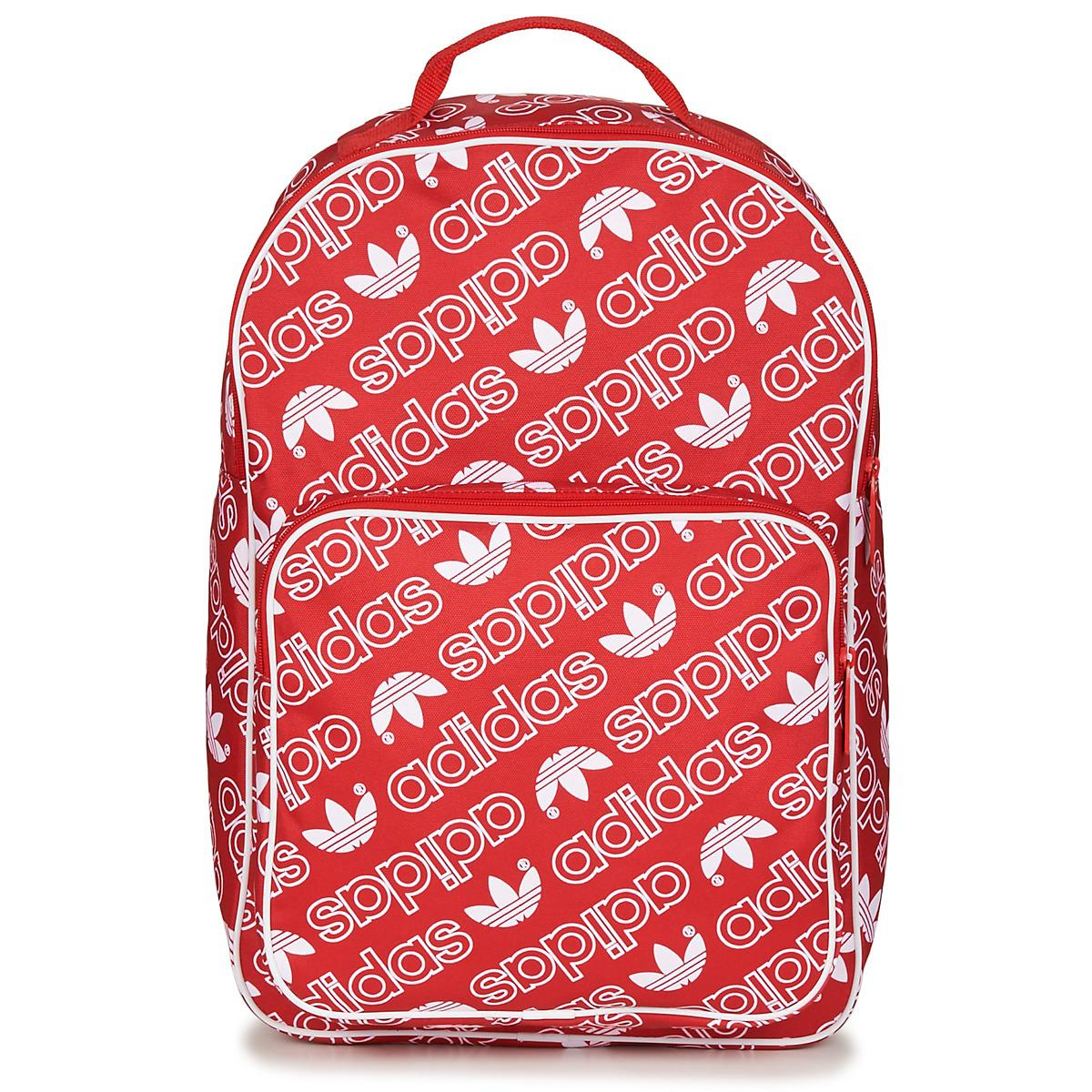 adidas Bp Class Ac Gr Backpack in Red for Men - Lyst 1446c6d546f8e