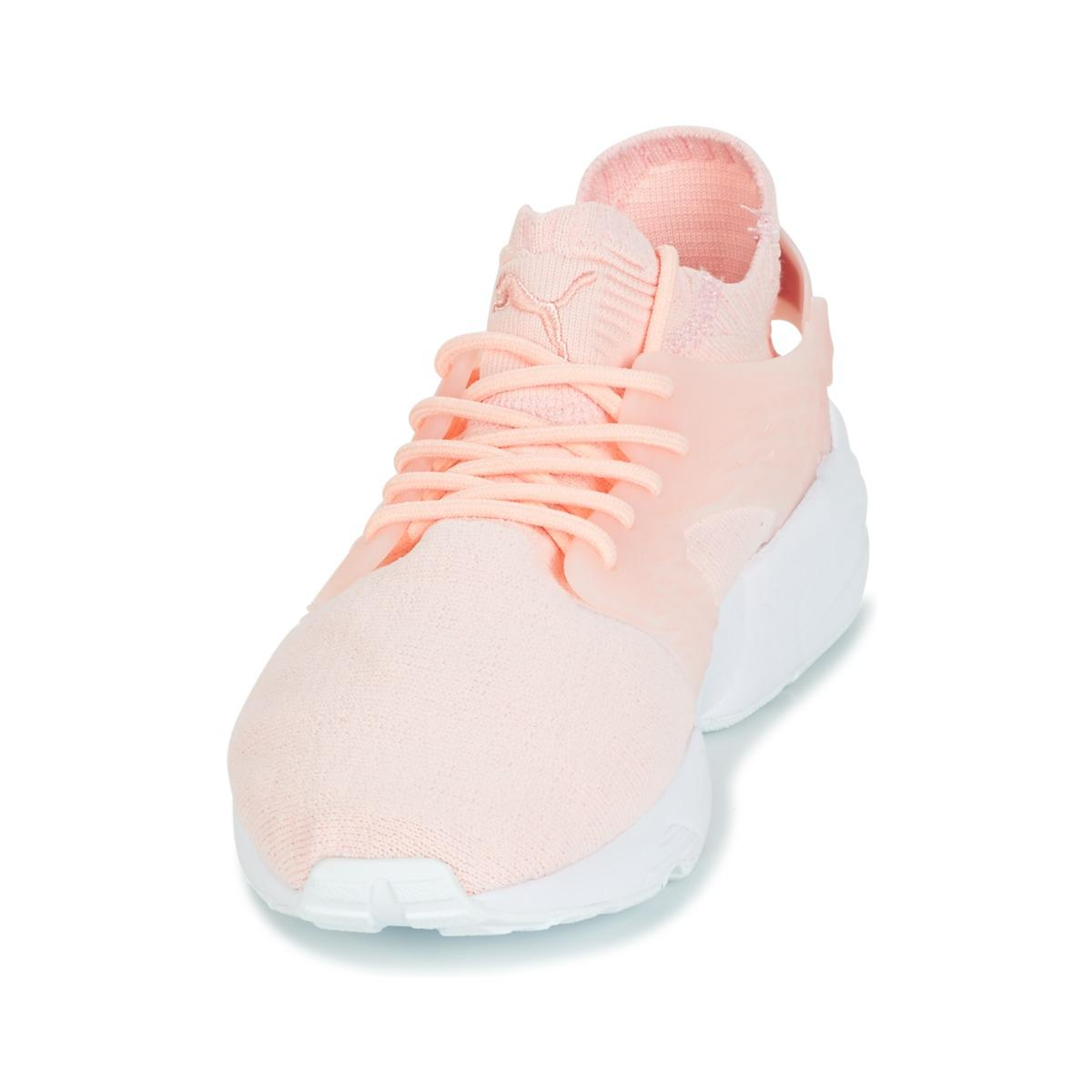 competitive price 100% top quality designer fashion PUMA Blaze Cage Knit Wn's Shoes (trainers) in Pink - Lyst