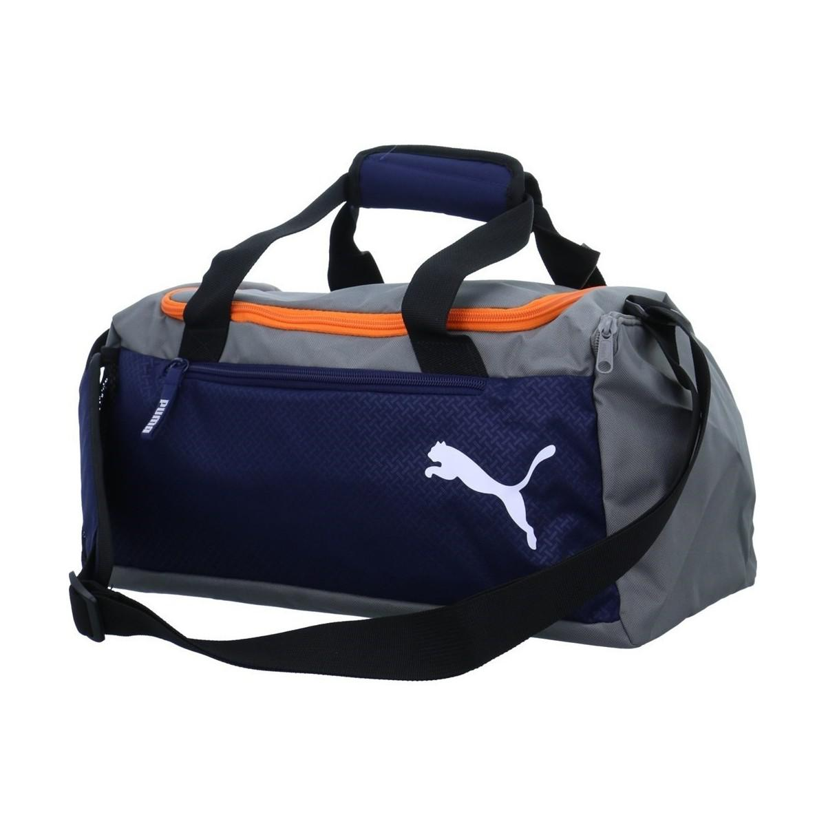 PUMA Fundamentals Sports Women s Sports Bag In Blue in Blue for Men ... c71a6df786e97