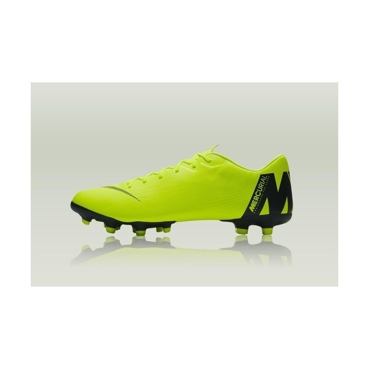 466a404a4 Nike - Mercurial Vapor Xii Academy Mg Men s Football Boots In Green for Men  - Lyst. View fullscreen
