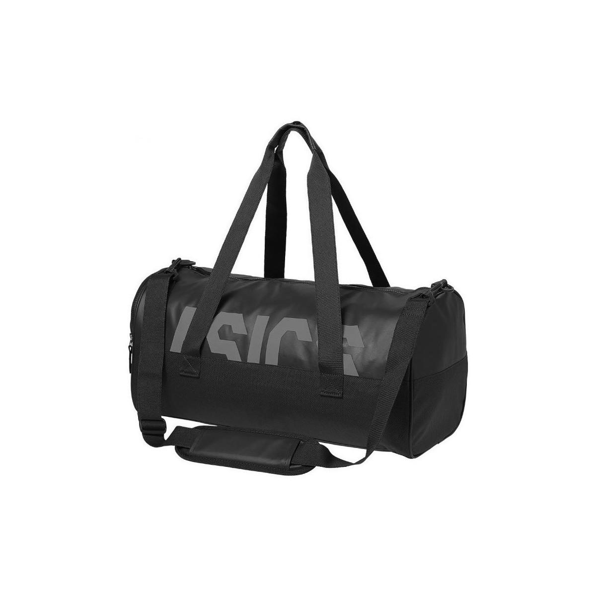 1a4ef5a54f Asics Tr Core Holdall Men s Travel Bag In Multicolour in Black for ...
