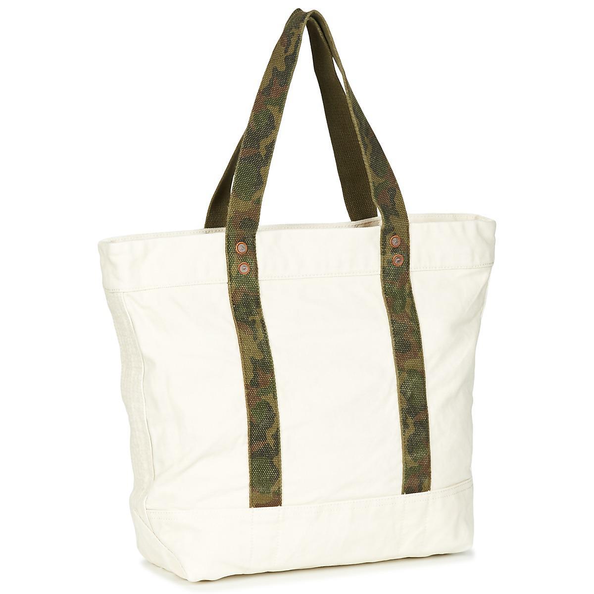 dc4e2a931f Polo Ralph Lauren - Lg Pp Tote Women s Shopper Bag In White for Men - Lyst.  View fullscreen