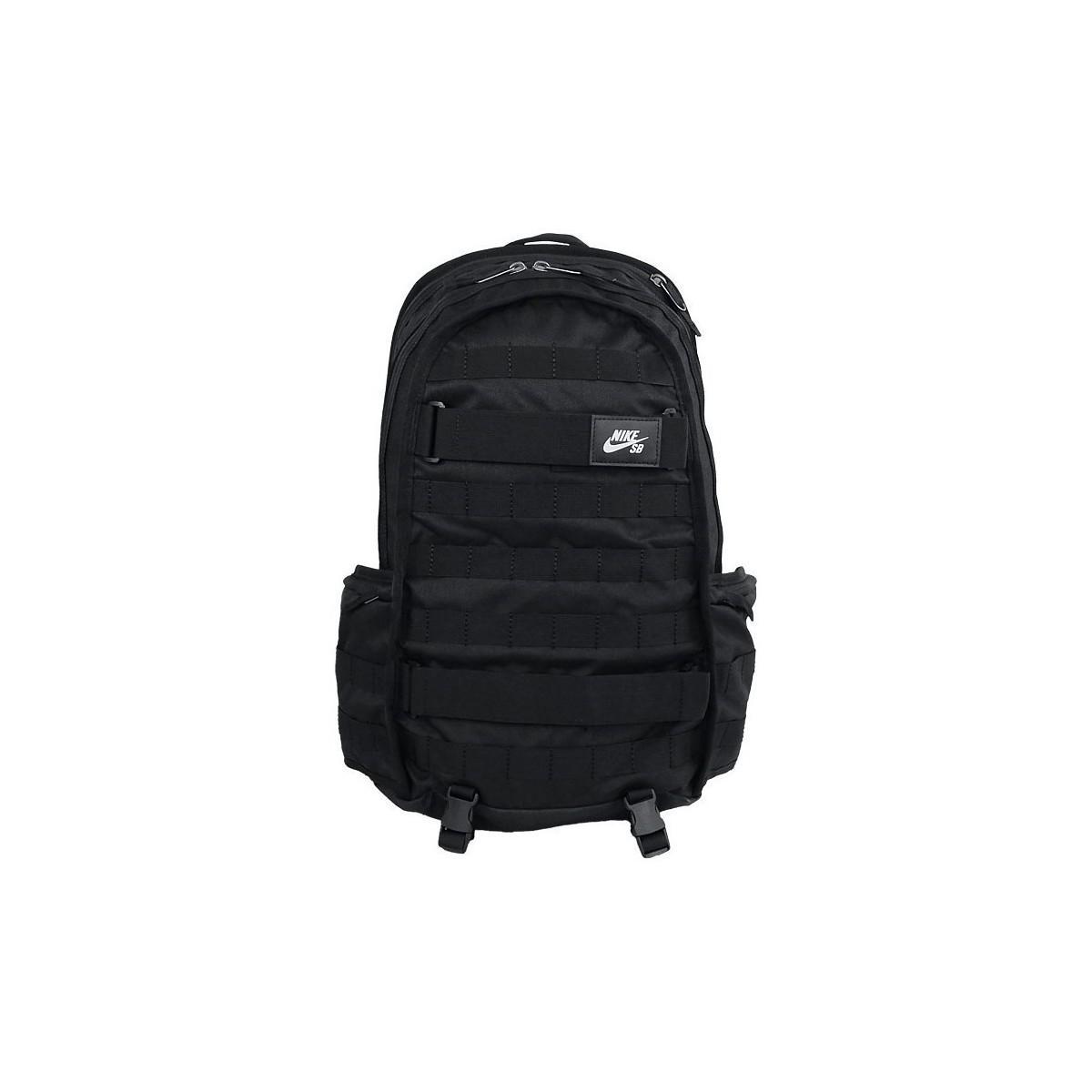 829cba03c6 Nike Sb Rpm Skateboard Rucksack Women s Backpack In Black in Black ...