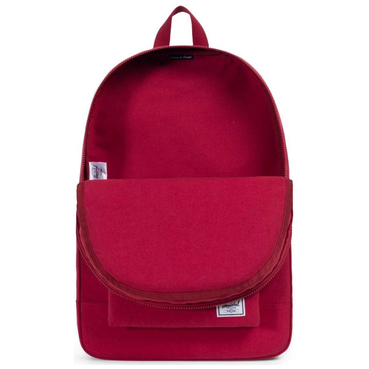 Herschel Supply Co. Packable Daypack Backpack - Brick Red Men s ... 5041afc74ed0f