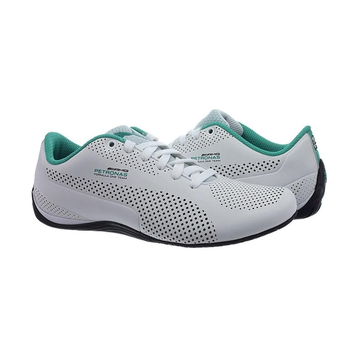 7d8a743328d PUMA Mamgp Drift Cat Ultra Sneaker in White for Men - Lyst