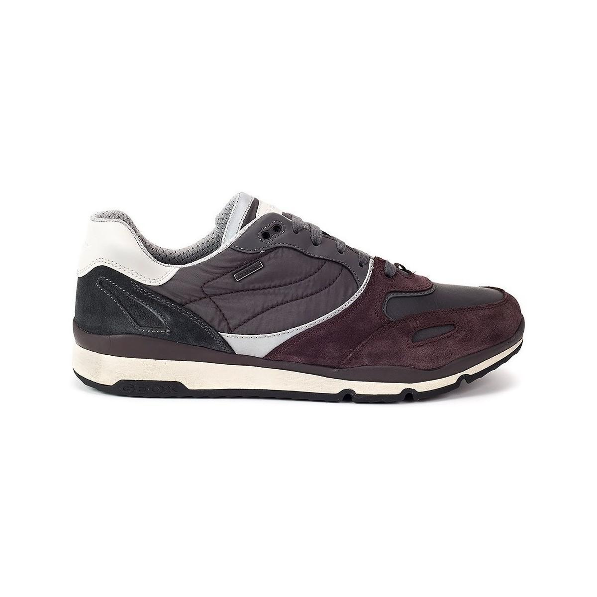 Sandford ABX sneakers - Multicolour Geox pf0FWH4eil