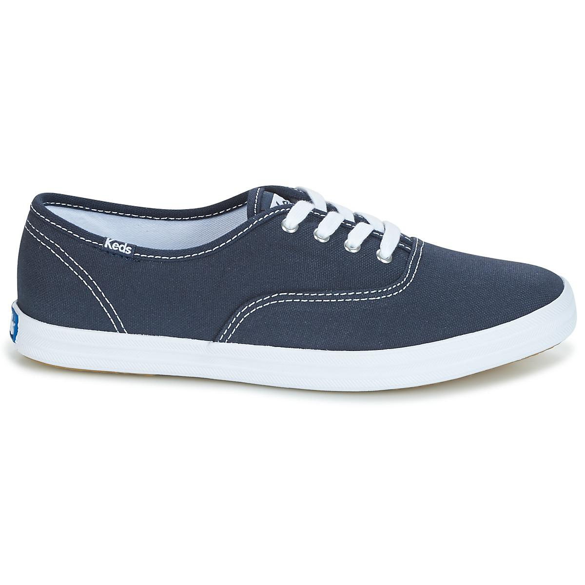 f402287f66fe4 Keds - Blue Champion Core Canvas Shoes (trainers) - Lyst. View fullscreen