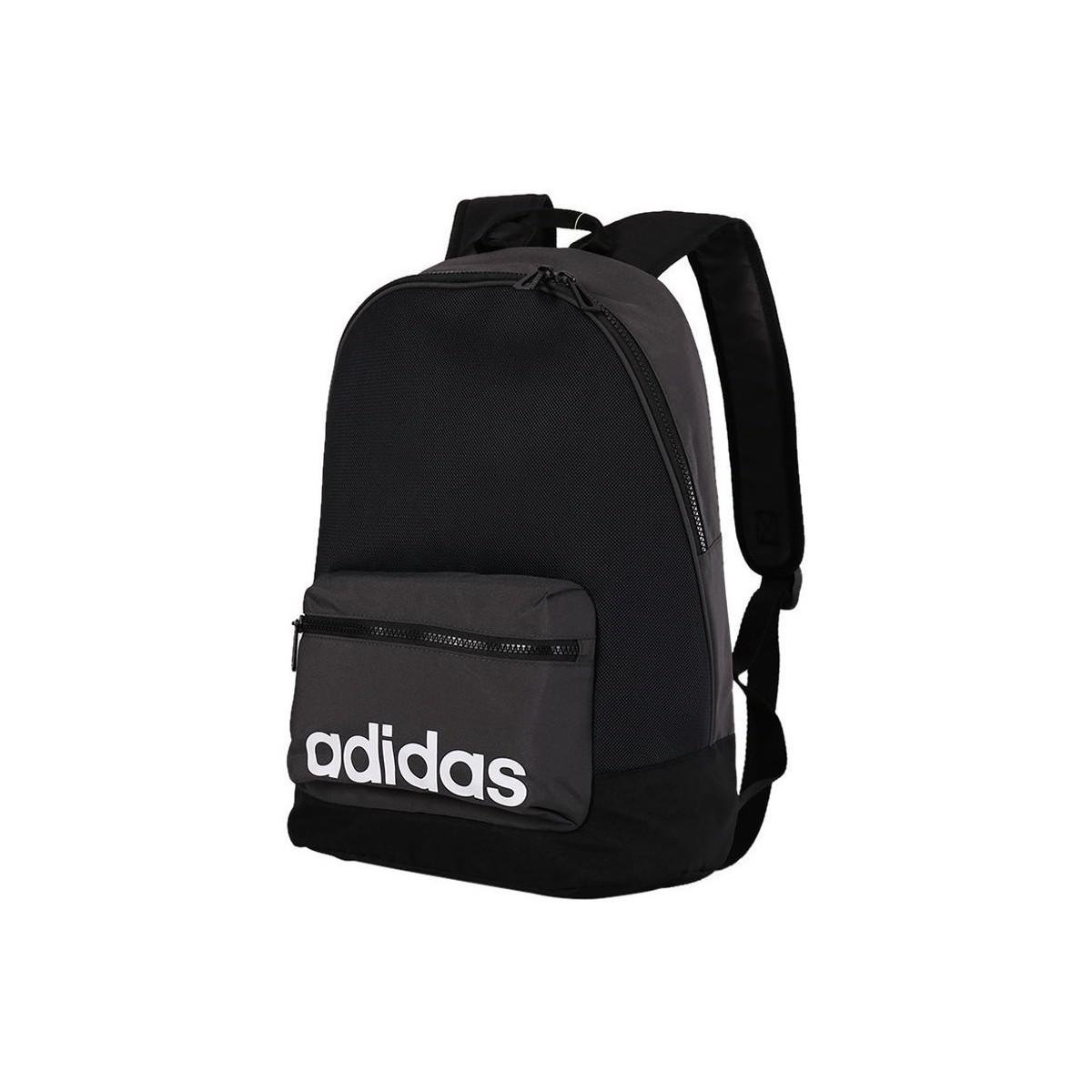 9dde58a1f1be adidas Daily Color Elements Backpack Men s Backpack In Black in ...