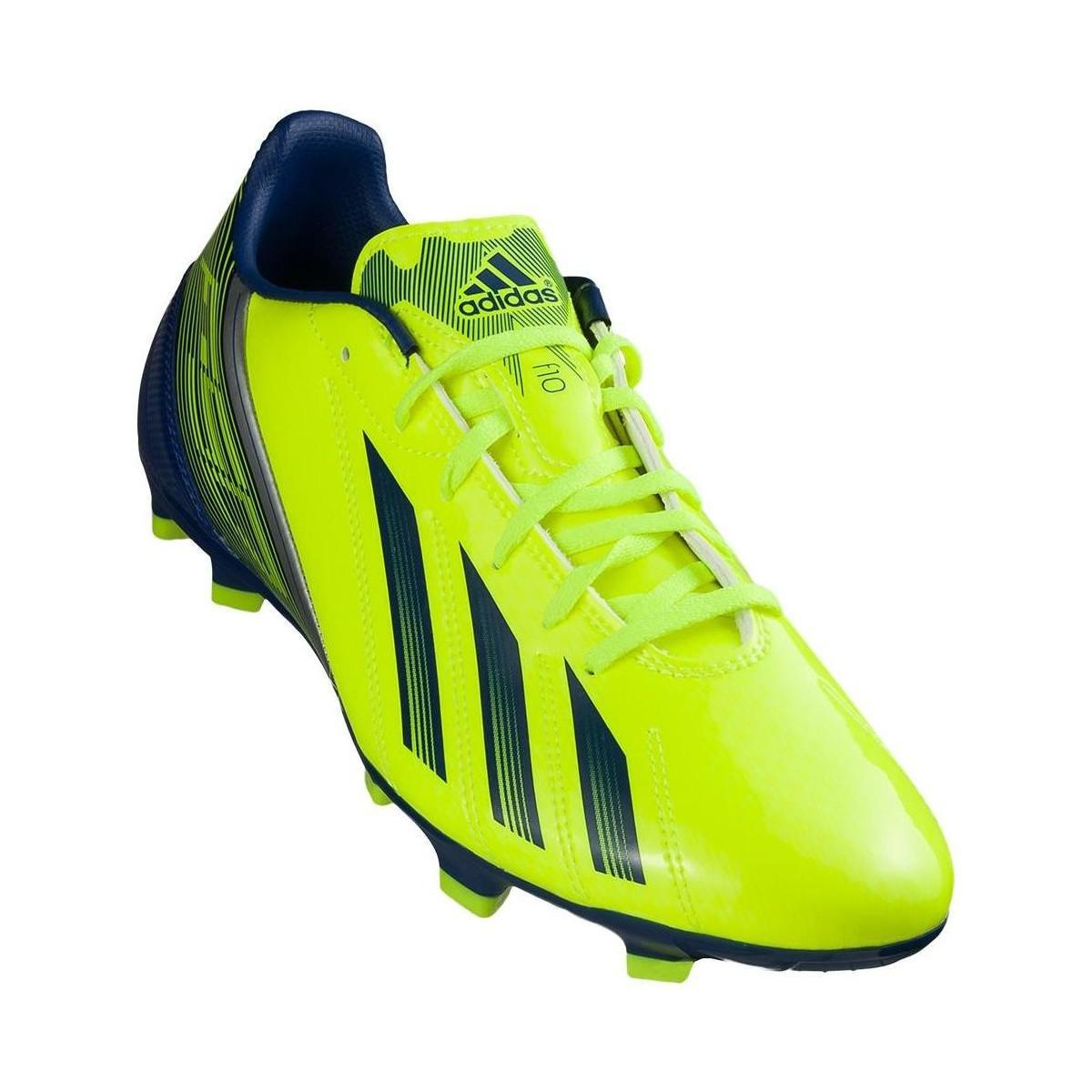 the best attitude 4da49 fa689 adidas F50 F10 Trx Fg Mens Football Boots In Multicolour for
