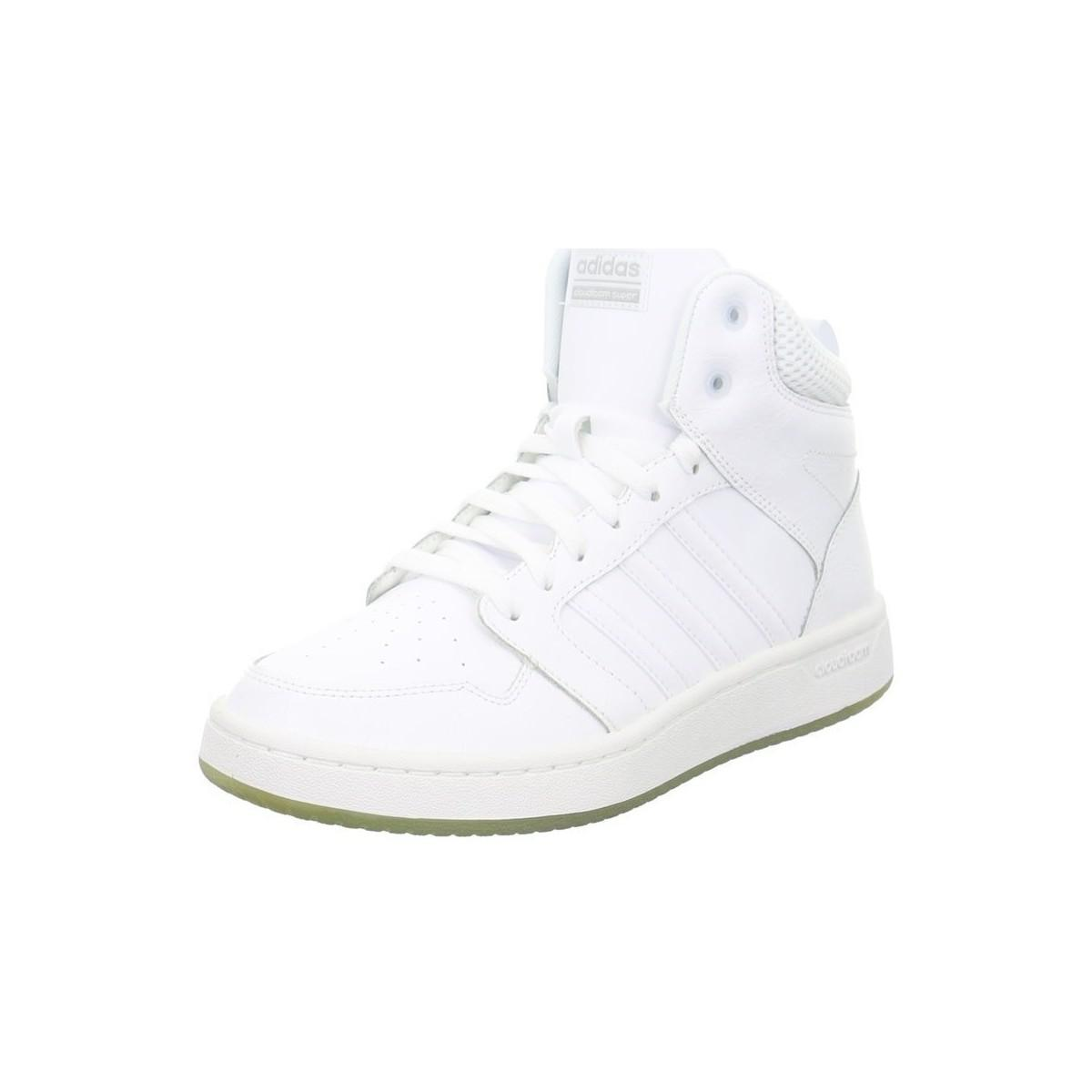 new product 937f1 ff275 adidas Cloudfoam Super Hoops Mid Sneaker Men s Shoes (high-top ...