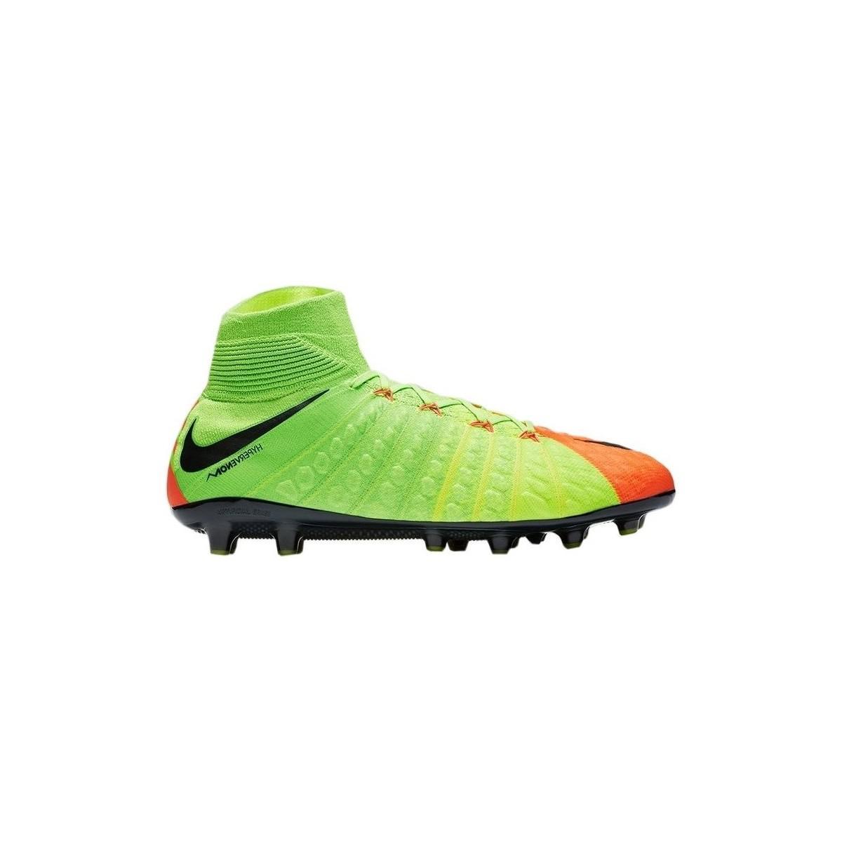 bae33a675 Nike Hypervenom Phantom Iii Df Agpro Men s Football Boots In Green ...