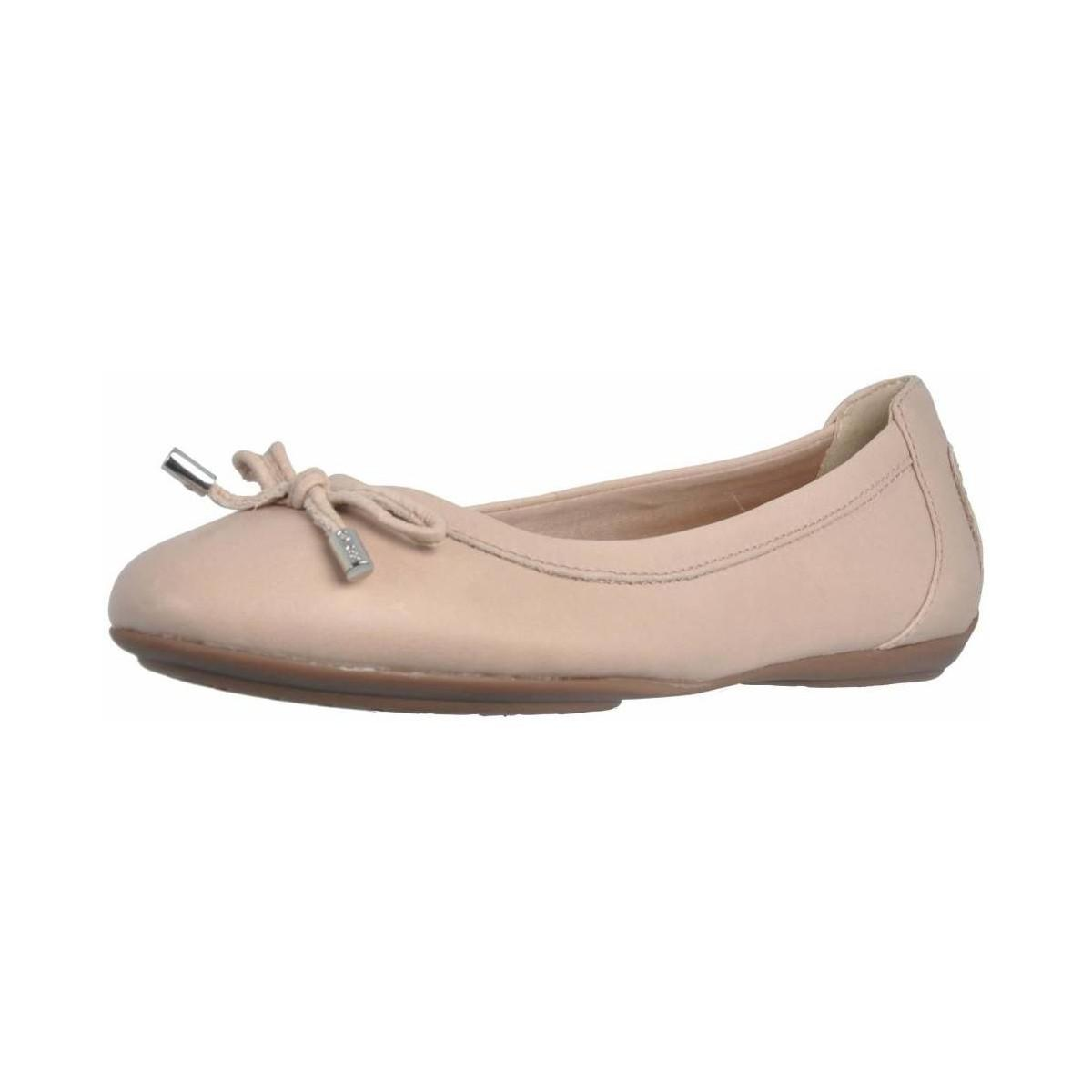 Geox D Charlene Charlene D A Damens's Schuhes (pumps   Ballerinas) In Beige in 1db485