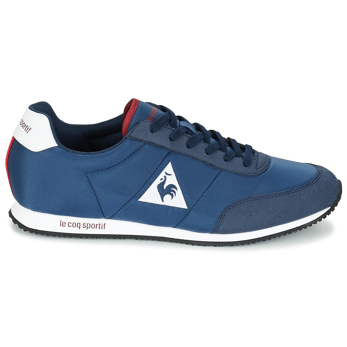 d7847caf3ce1 Le Coq Sportif Racerone Nylon Women s Shoes (trainers) In Blue in ...