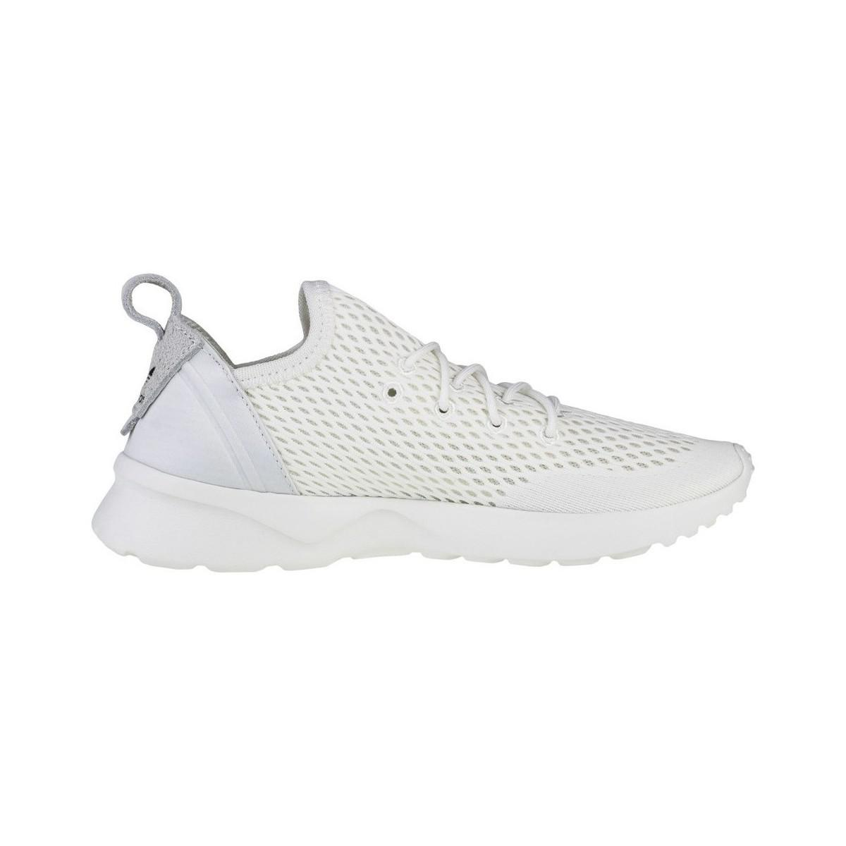 2b573f7e5f015 Adidas Zx Flux Adv Virtue Em Women s Shoes (trainers) In Grey in ...