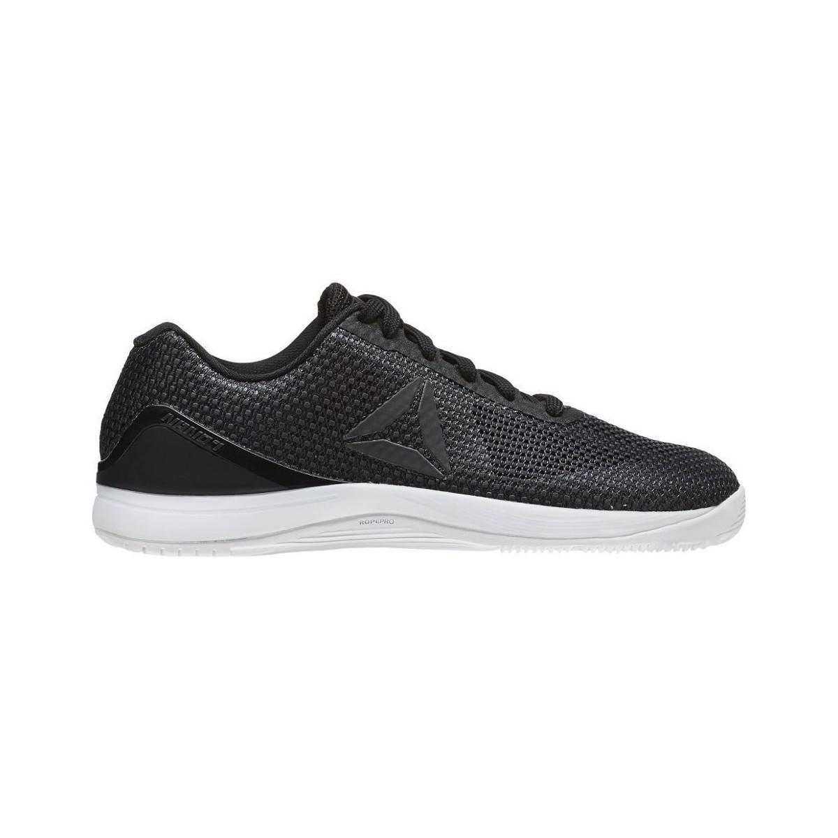 Lyst - Reebok Crossfit Nano 70 Blackleadwhite Women s Shoes ... fa6c3ef50