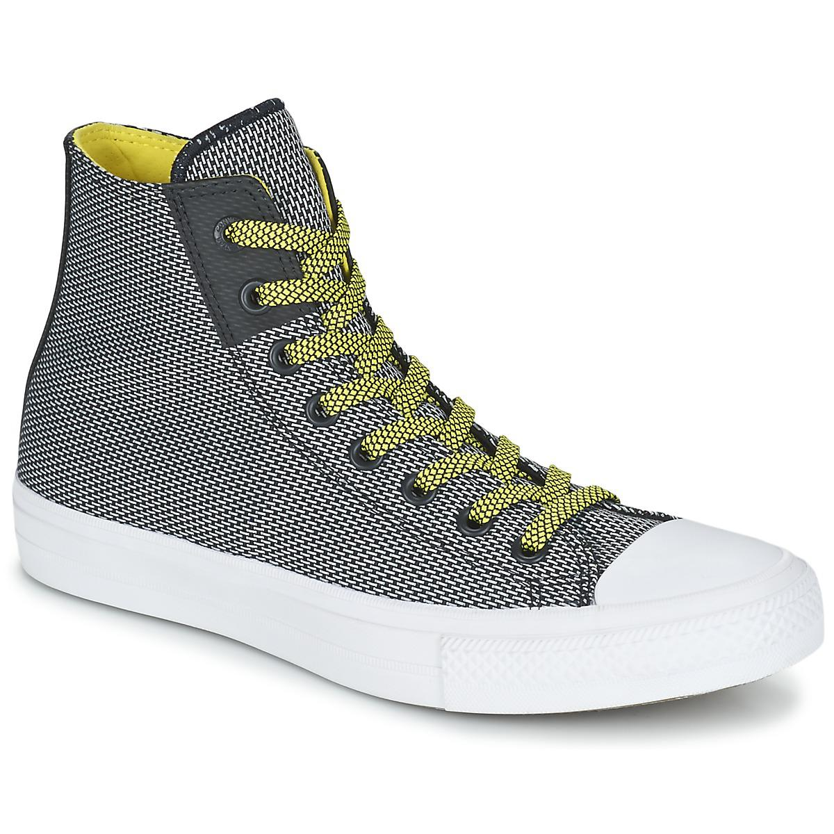 073f8afe092 Converse Chuck Taylor All Star Ii Basketweave Fuse Hi Men s Shoes ...