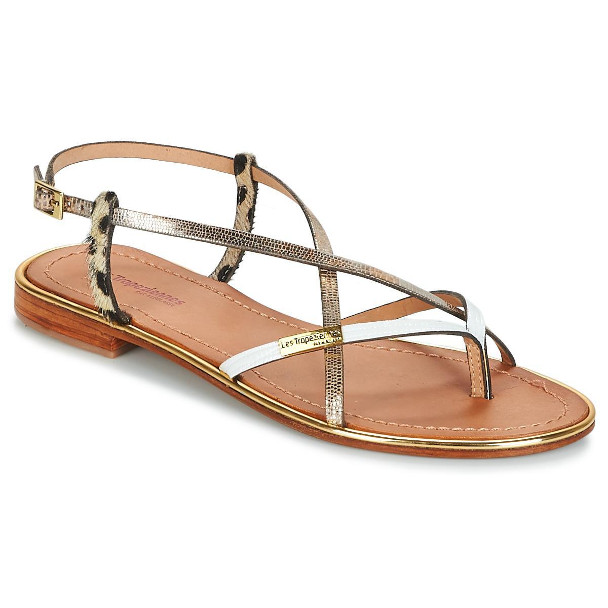dc6378f061184c les-tropeziennes-par-m-belarbi-gold-Monaco-Womens-Sandals-In-Gold.jpeg